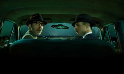 project blue book 400x240 - #SDCC18: History Channel Releases First Trailer for PROJECT BLUE BOOK