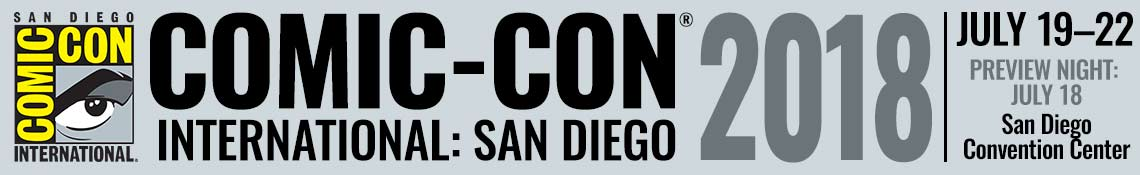 sdcc18 banner - #SDCC18: Here Are the Horror Highlights of the 2018 San Diego Comic-Con