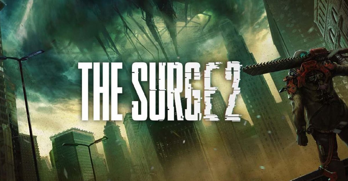 surge 2 featured - E3 2018: Super Fighting Robots, THE SURGE 2!