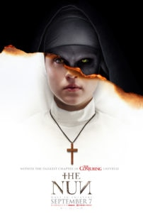 the nun poster 202x300 - San Diego Readers: Catch an Advance Screening of THE NUN On Us!