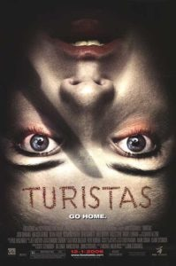 turistas 199x300 - Drinking With The Dread: TURISTAS Slathers On Sunscreen And Blood