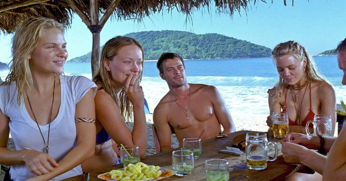 turistas movie - Drinking With The Dread: TURISTAS Slathers On Sunscreen And Blood