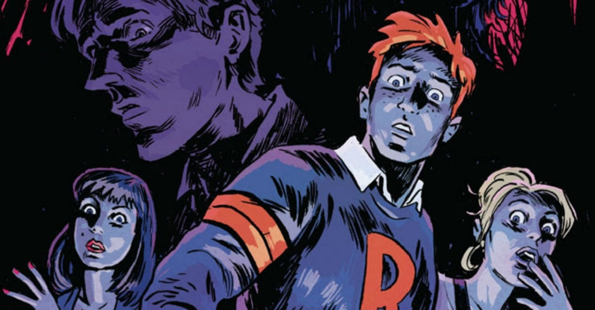 Archie Horror - When Did ARCHIE Go Full Horror?