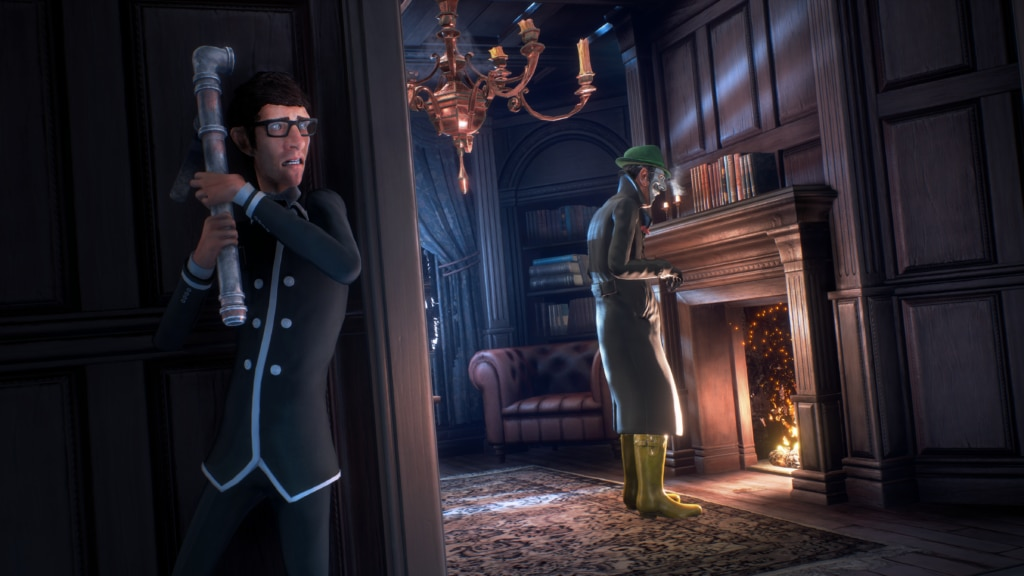 Arthur Character Showcase 1024x576 - WE HAPPY FEW Review - Not So Brave New World