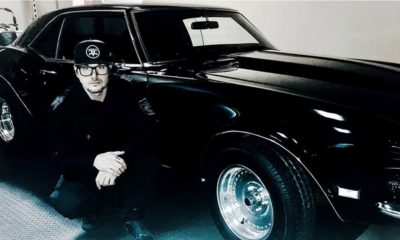 Bagans Camaro 400x240 - Zak Bagans of GHOST ADVENTURERS Buys Infamous Cult Leader's Camaro