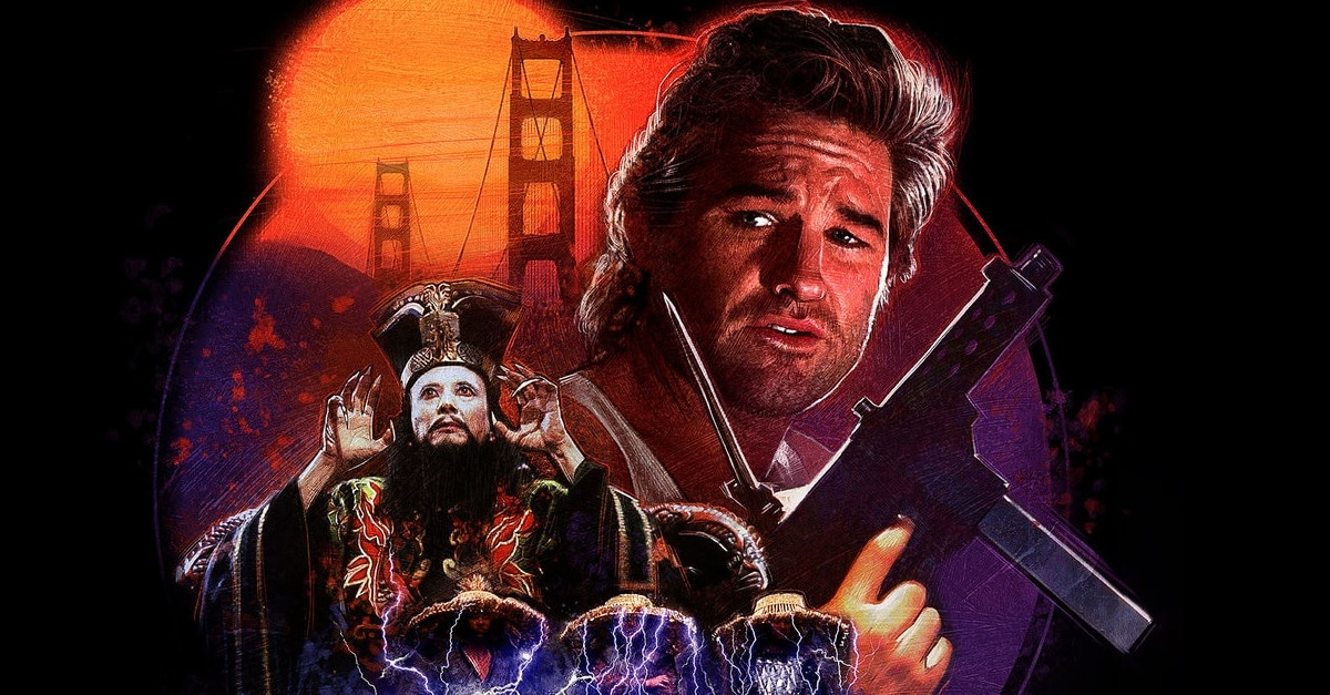 Big Trouble Little China - Dwayne Johnson's BIG TROUBLE IN LITTLE CHINA = All Sequel/No Remake