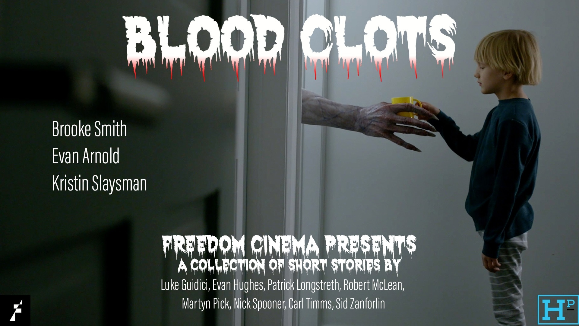 TRAILER: Horror Anthology BLOOD CLOTS - Dread Central