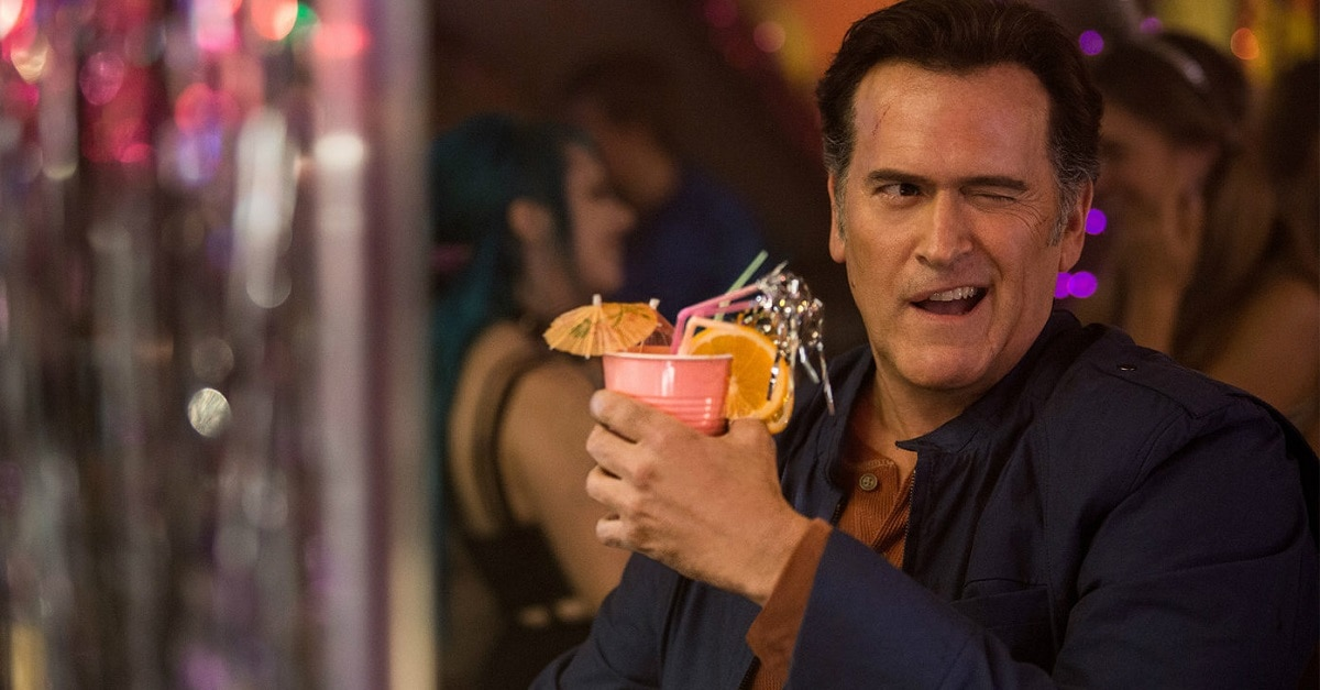 Bruce Superhero - Bruce Campbell Has ZERO Interest in Superhero Movies