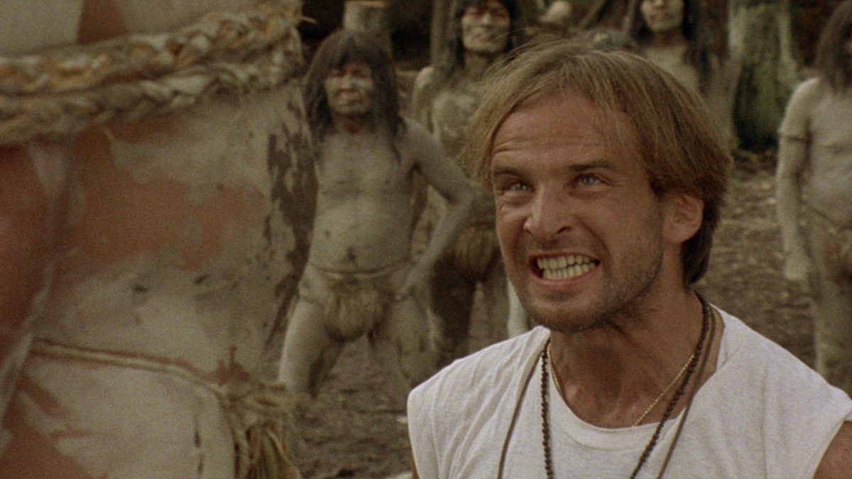 Cannibal Ferox banner - CANNIBAL FEROX U.K. Blu-ray Review - Now With Less Animal Torture!