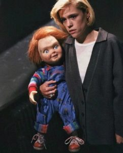 """Childs Play 2 2 242x300 - CHILD'S PLAY 2 Star: """"Remake a Huge Dick Move"""""""