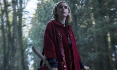 Chilling Adventures of Sabrina 1 400x240 - First Look: Netflix's CHILLING ADVENTURES OF SABRINA