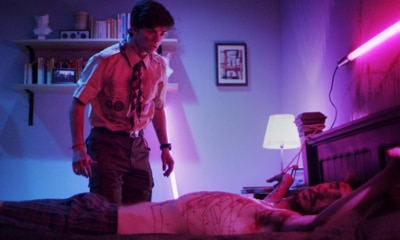Framed Featured 1 400x240 - Popcorn Frights 2018: FRAMED Review - A Blood-Curdling Cautionary Tale For Social Media Fiends