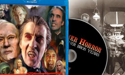 HAMMER HORROR THE WARNER BROS YEARS 400x240 - HAMMER HORROR: THE WARNER BROS YEARS Documentary Hits Blu-ray This October