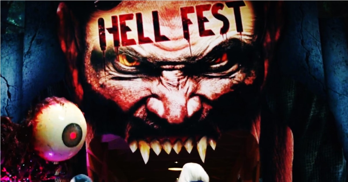 Halloween Fright Night China Movie.Hell Fest Themed Attractions Hit Select Six Flags Locations