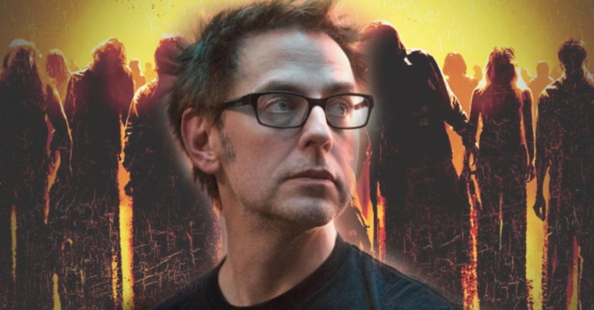 James Gunn - James Gunn's Secret Horror Movie is BLOODBORNE Adaptation?
