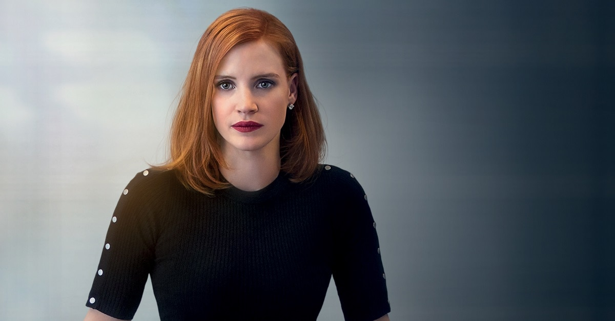 Jessica Chastain - Chastain and Redmayne in Talks for Killer Nurse Flick THE GOOD NURSE
