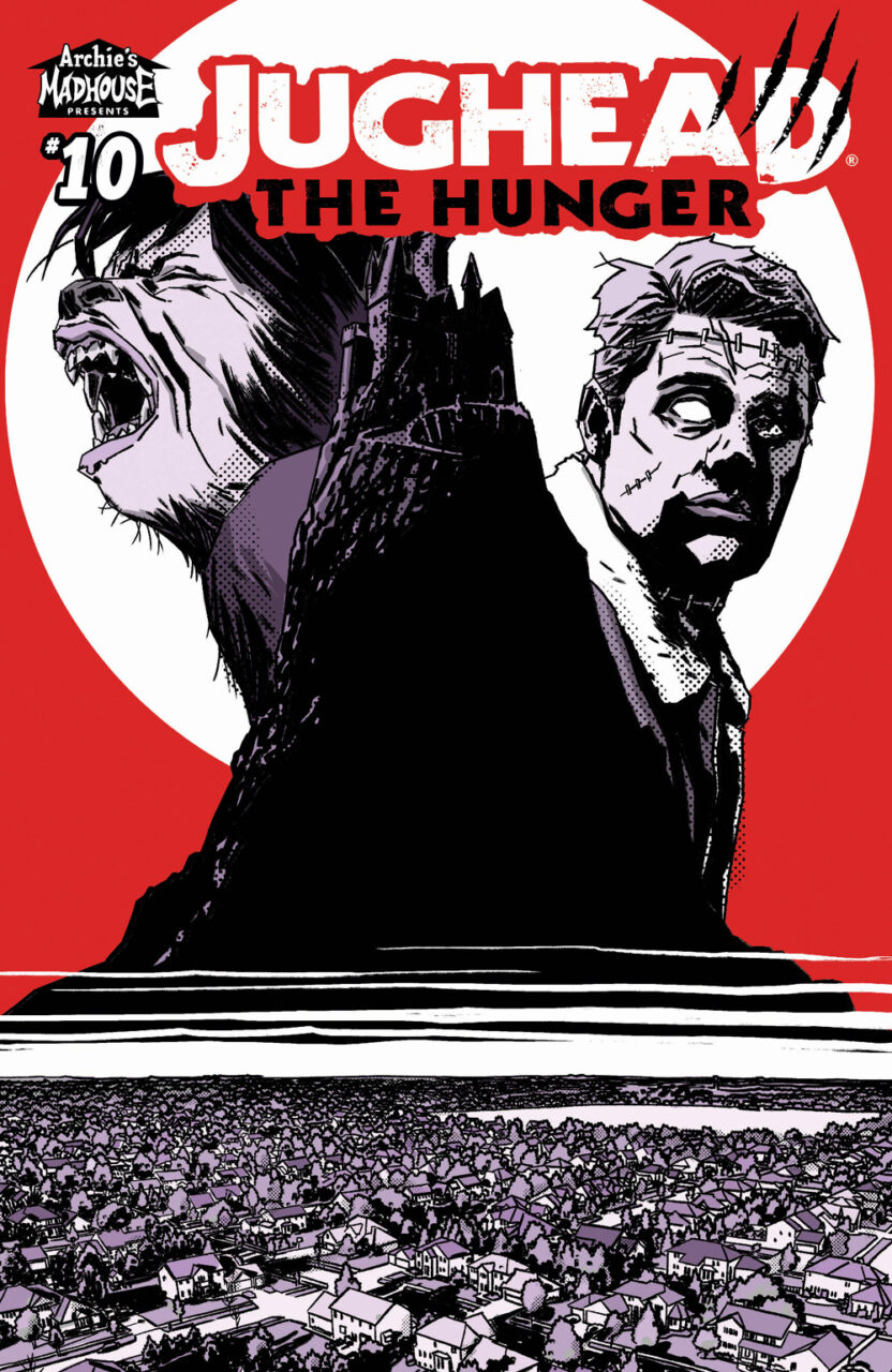 Jughead The Hunger Issue 10 Variant Dow Smith scaled - Exclusive JUGHEAD: THE HUNGER Issue #10 Variant Covers