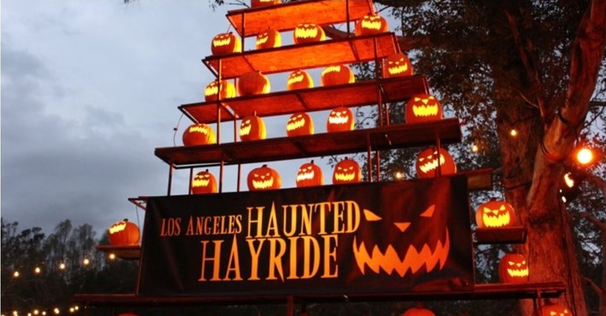 "LA Haunted Hayride - LA's Haunted Hayride Celebrates 10 Years with ""Most Spectacular Season Yet"""