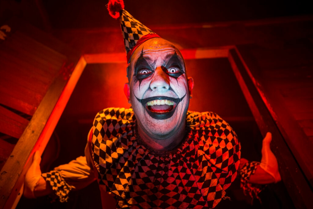 Nightmare Clown at ScareHouse 1024x683 - Pittsburgh's ScareHouse Announces Opening Date: Reveals George A. Romero-Themed Attraction