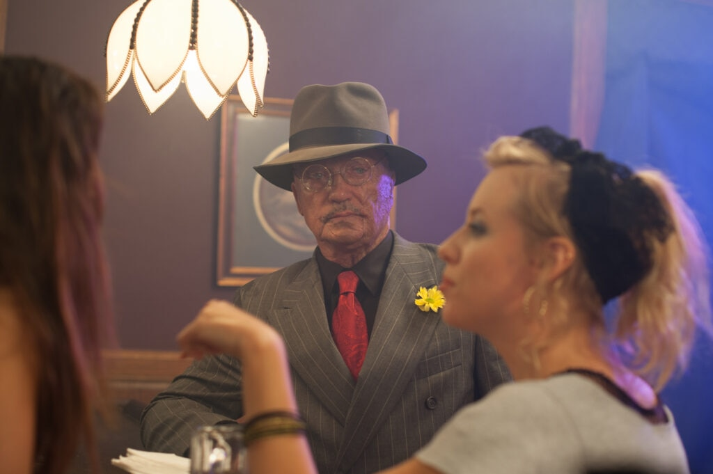 PUPPETMASTER 7 1024x681 - Interview: Udo Kier Chats About PUPPET MASTER: THE LITTLEST REICH and Andy Warhol