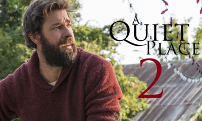 QUiet place 2 400x240 - It's Official: John Krasinski Will Direct A QUIET PLACE 2 + Release Date Revealed