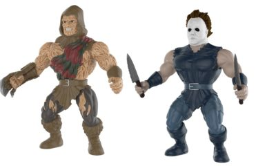 Savage Freddy 1 400x240 - Funko's New Savage World Horror Figures Include Freddy, Jason, Michael & More