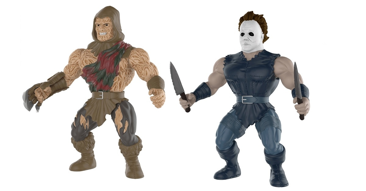 Savage Freddy 1 - Funko's New Savage World Horror Figures Include Freddy, Jason, Michael & More