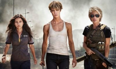 Terminator Ladies fi 400x240 - James Cameron Gushes Over R-Rated TERMINATOR: DARK FATE in Comic-Con Featurette
