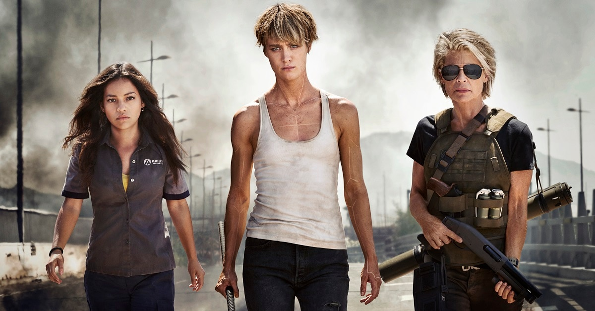 Terminator Ladies fi - First Look: The Women of TERMINATOR