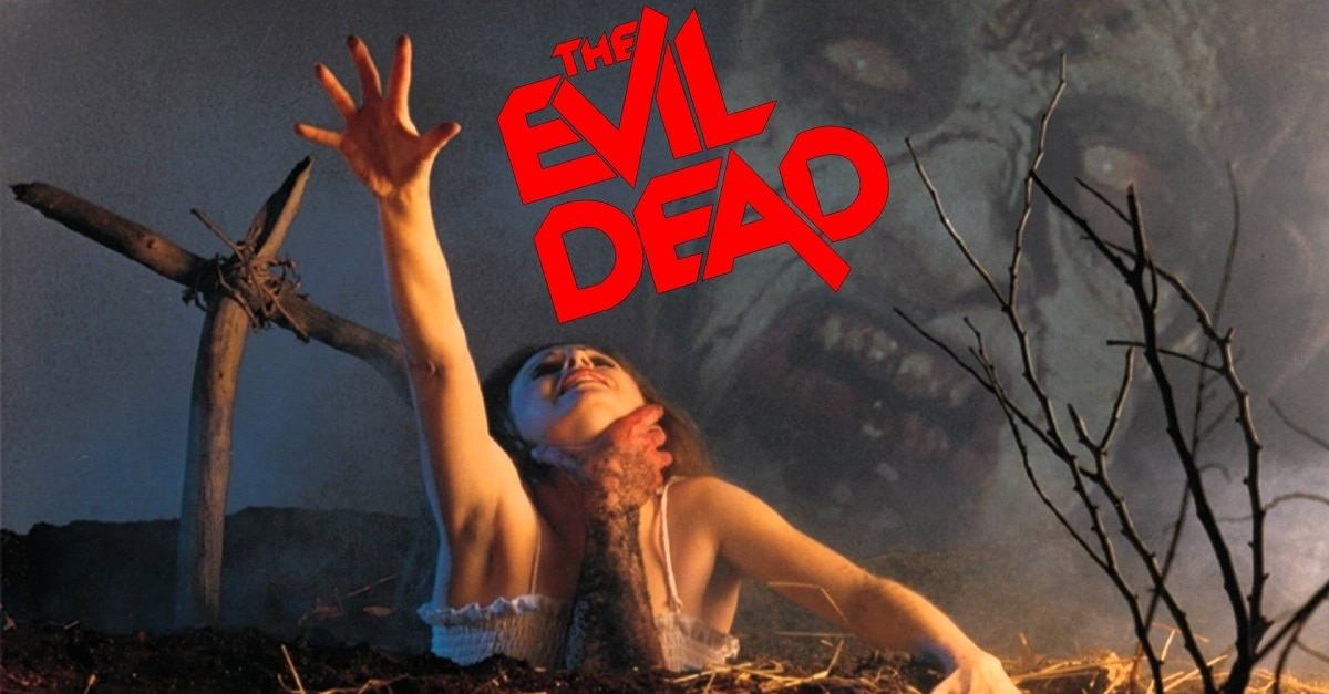 The Evil Dead 4K fi - THE EVIL DEAD Possesses 4K Ultra HD This Halloween