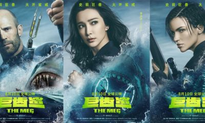 The Meg Statham Poster 1 400x240 - Statham, Bingbing, and Rose Featured on New THE MEG Character Posters