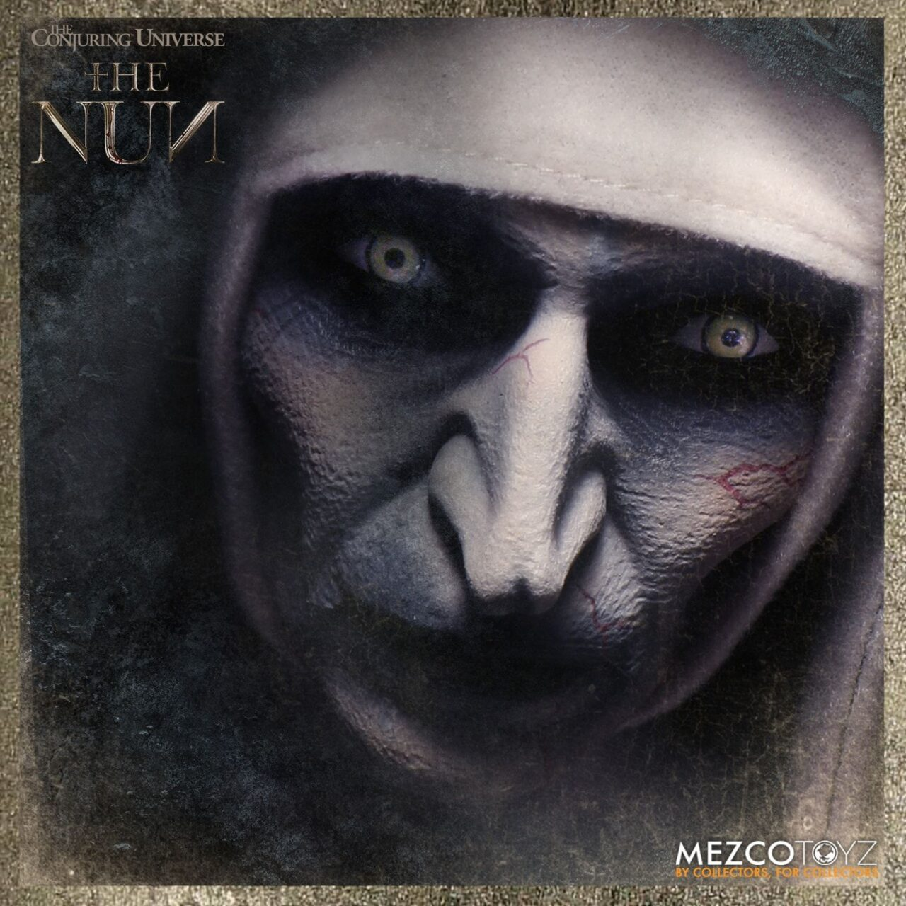 The Nun 1 1 scaled - Mezco's THE NUN Doll May Be Scarier Than the Movie Itself
