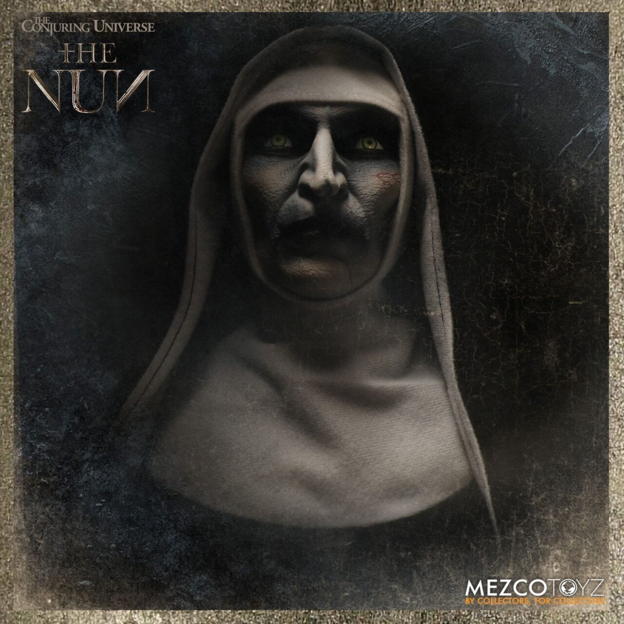The Nun 4 scaled - Mezco's THE NUN Doll May Be Scarier Than the Movie Itself
