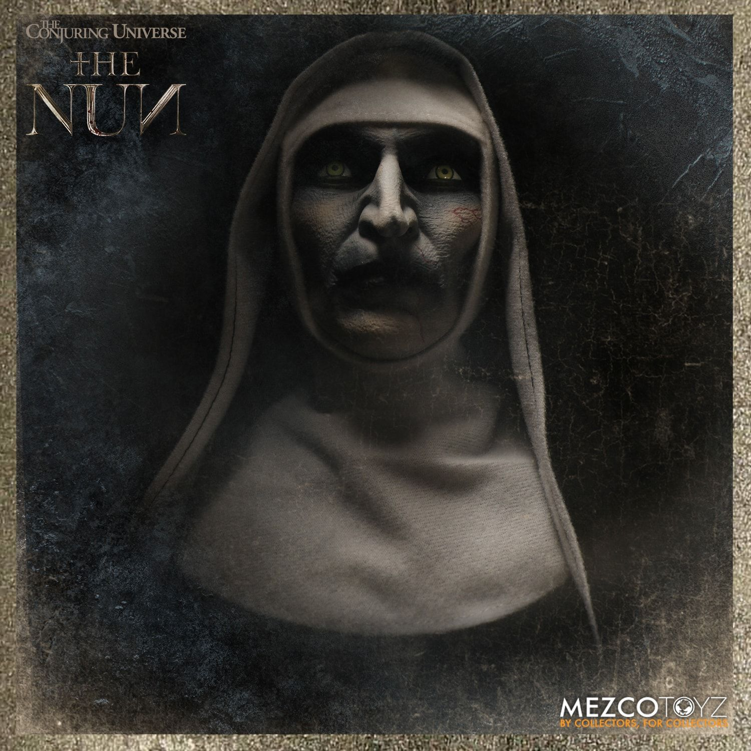 The Nun 4 - Mezco's THE NUN Doll May Be Scarier Than the Movie Itself