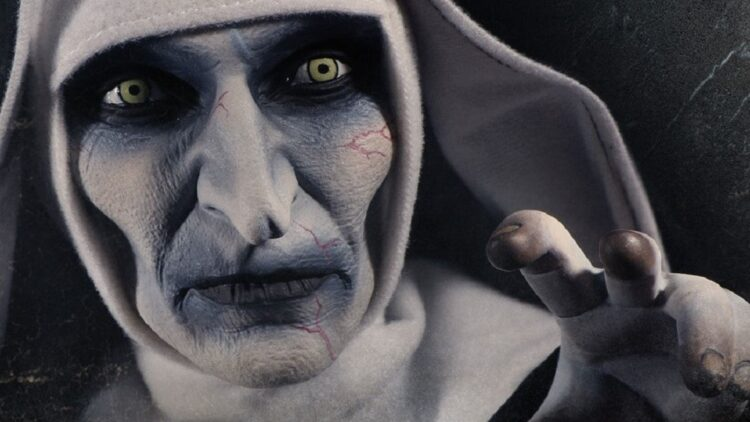 The Nun 6 1 750x422 - Mezco's THE NUN Doll May Be Scarier Than the Movie Itself