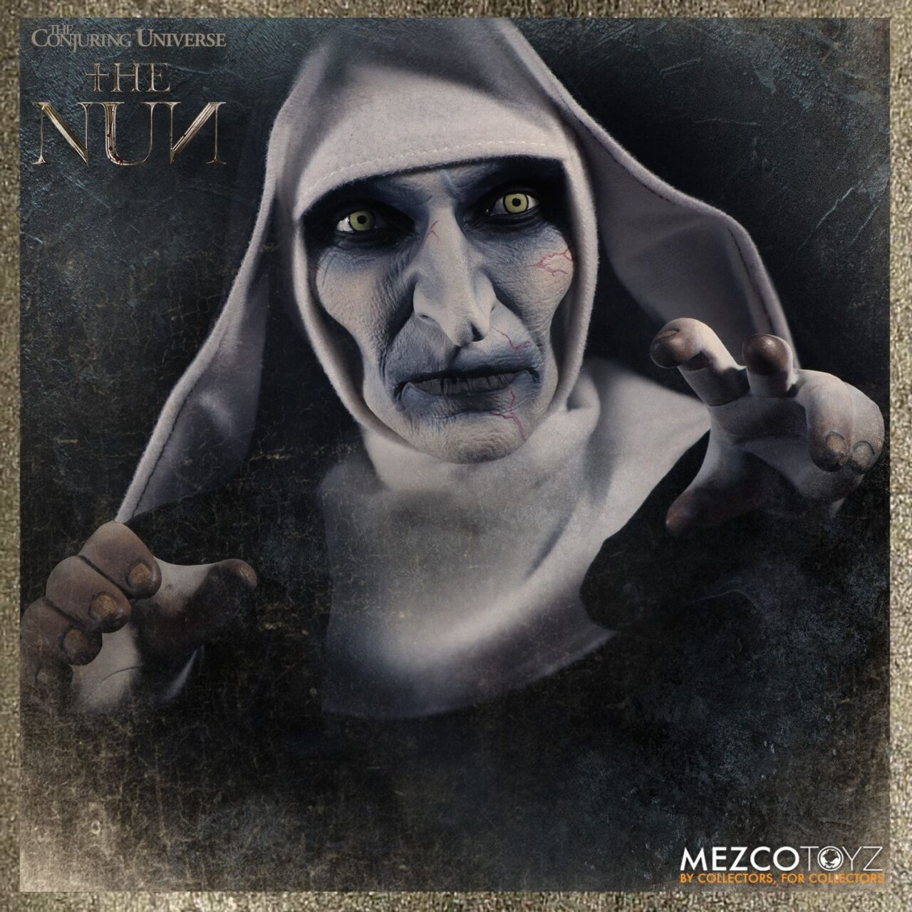 The Nun 6 scaled - Mezco's THE NUN Doll May Be Scarier Than the Movie Itself