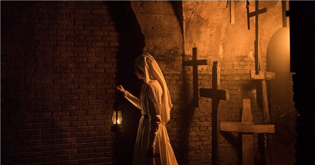 The Nun Taissa Farmiga Interview Article 1024x535 - Who Goes There Podcast: Ep180 - THE NUN