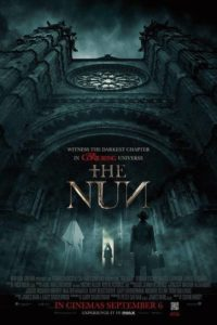 The Nun UK 200x300 - New UK Poster for THE NUN is Gothic Horror Art