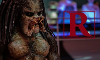 The Predator 400x240 - THE PREDATOR Earns R-Rating for Strong Bloody Violence & More