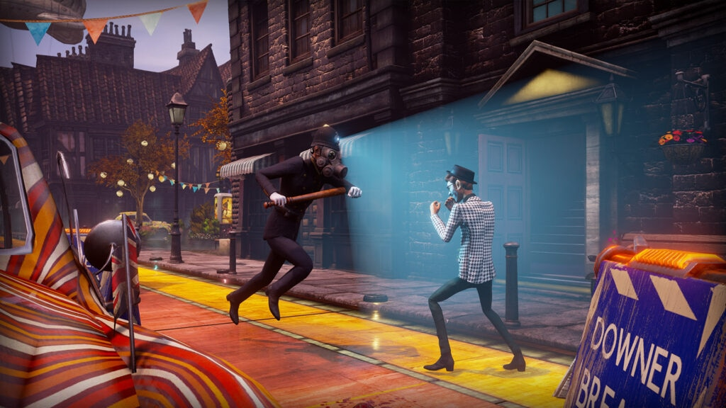 WE happy few fight 1024x576 - WE HAPPY FEW Review - Not So Brave New World