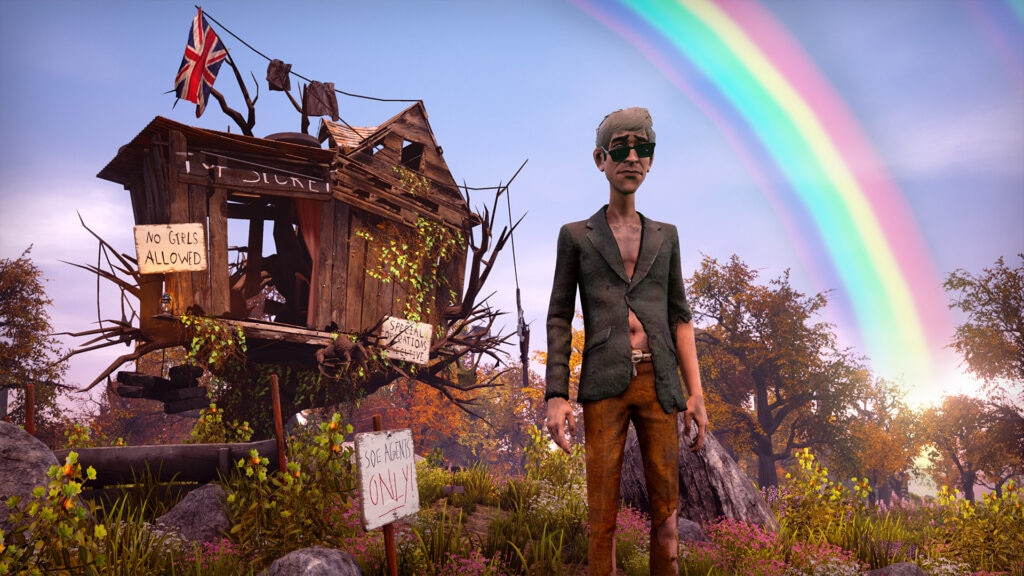 We Happy Few Quest 1024x576 - WE HAPPY FEW Review - Not So Brave New World