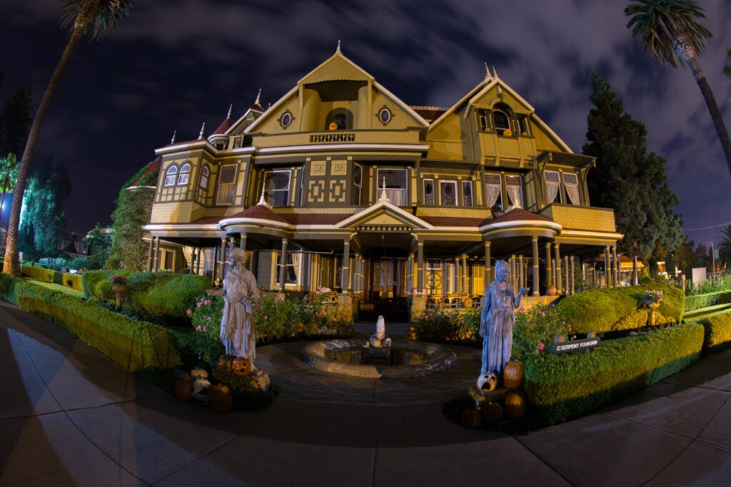 Winchester 7 1024x683 - Take Mom to Mother's Day Brunch at the Most Haunted House in America