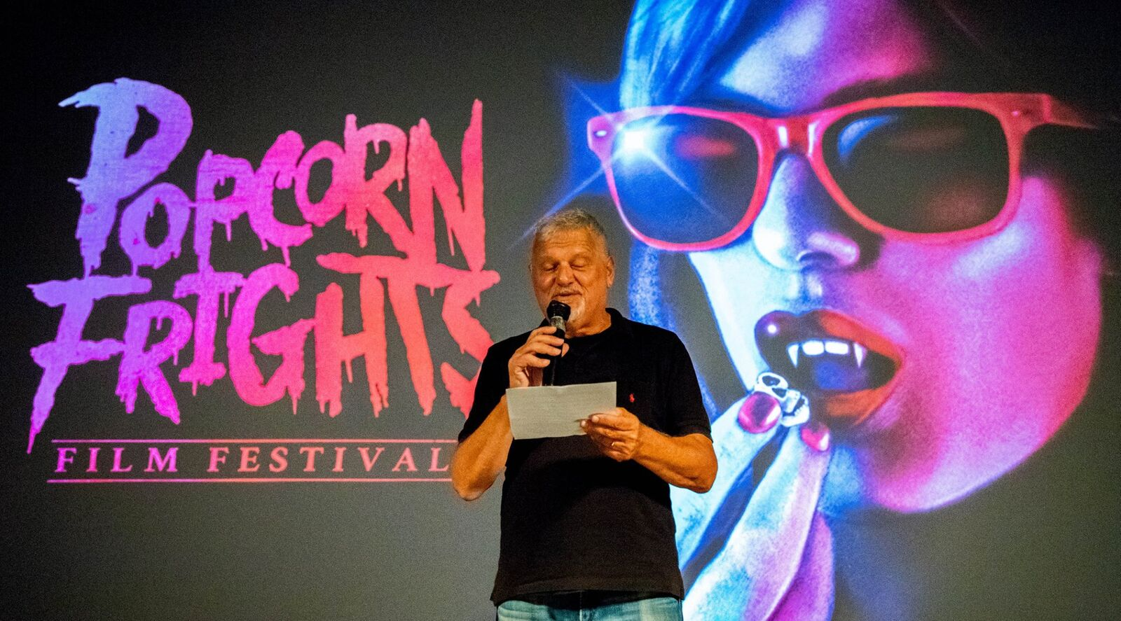 Wu36MtHw - Popcorn Frights 2018: Alejandra's Highlights Include Bucket List Items, Fainting, and More