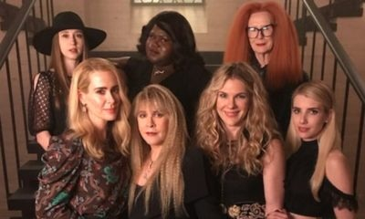 ahs coven 400x240 - The Witches Are Back! First Look at the Coven's Return in AHS: APOCAYPLSE