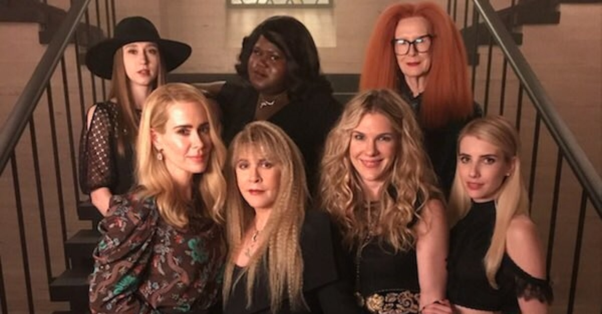 ahs coven - The Witches Are Back! First Look at the Coven's Return in AHS: APOCAYPLSE