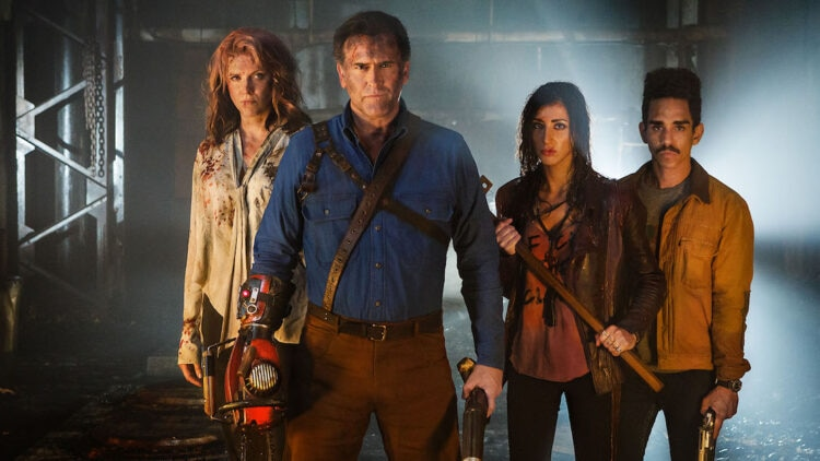 ashvsevildeadbanner1200x627 750x422 - Exclusive: ASH VS EVIL DEAD's Characters Living On in Video Game Form