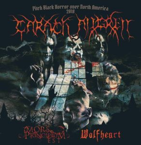 carach angren 2018 tour 292x300 - Metal & Mike: Celebrating Pitch Black Horror With CARACH ANGREN