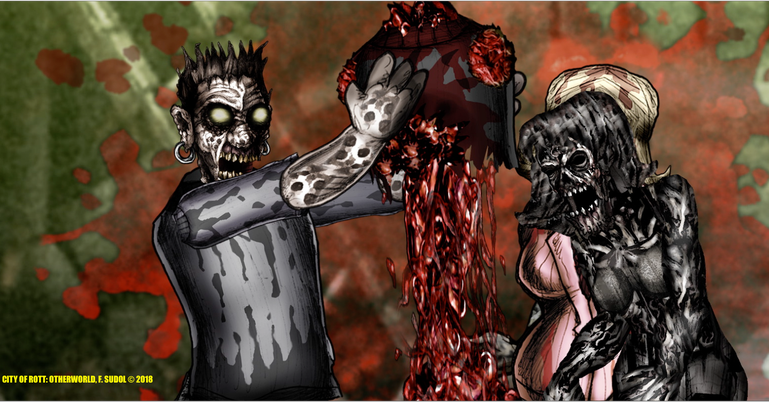 cityofrottotherworldbanner - Animated Zombie Horror Film CITY OF ROTT Getting Sequel