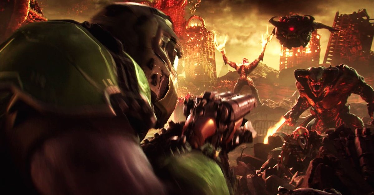 doometernalbanner1200x627 - Universal Pushes Back New DOOM Adaptation But Fear Not! This is a Good Thing!