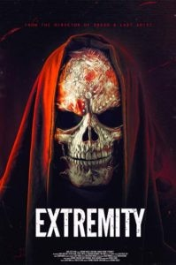 extremityposter 199x300 - Dread Central Presents: EW Premieres Trailer For Our Upcoming Film EXTREMITY